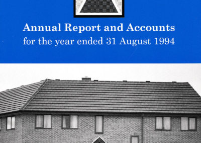 Paramount housing annual report
