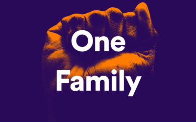 ✌🏻 One family ☮️