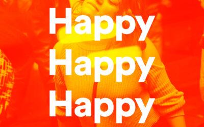 Happy Happy Happy Dance Nineteen